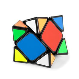 Magic cube Skewb speed cube magnetic, Wingy Skewb by QiYi