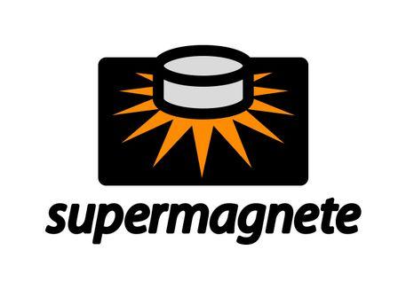 El nuevo logotipo de supermagnete