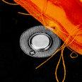 Magneti da cucire 12 x 2mm, con guaina rotonda in PVC