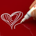 Per scrivere su lavagne bianche, vetro e altre superfici lisce