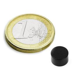 Disco magnetico Ø8mm, altezza5mm