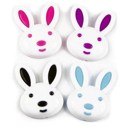 SALE-089, Bunny, fridge magnets in bunny shape, set of 4