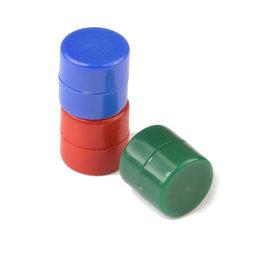 Dischi magnetici con involucro di plastica