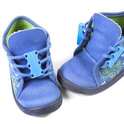 M-ZUB-01, Zubits® S, lacci magnetici per le scarpe, per bambini & anziani, in diversi colori