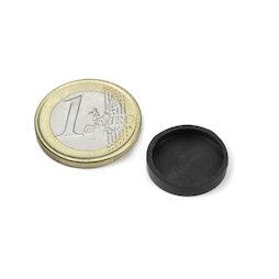 PAR-17, Cappucci di gomma Ø 17 mm, A protezione delle superfici