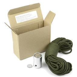 M-23, Magnete 'cerca-tesoro', magnete per il recupero di oggetti metallci, con 15 m di corda di nylon