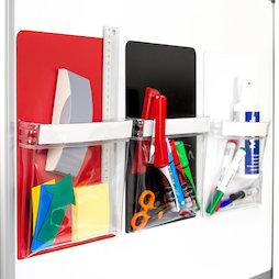 MP-A4, Busta magnetica A4, per l'ufficio e l'officina, formato A4