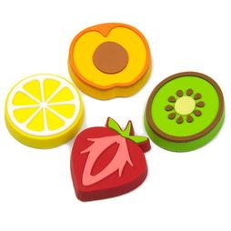 LIV-50, Fruity, magneti decorativi a forma di frutti, set da 4