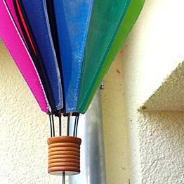 Appendere scaccia-sogni e lanterne con ganci magnetici
